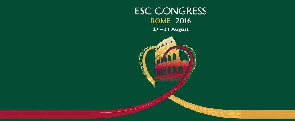 Congresso ESC, Roma 2016
