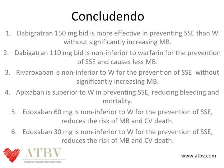 12. Questa slide racchiude le conclusioni UFFICIALI dei quattro trial registrativi. Questo è quello che è stato osservato nell'atmosfera ovattata dei trial.